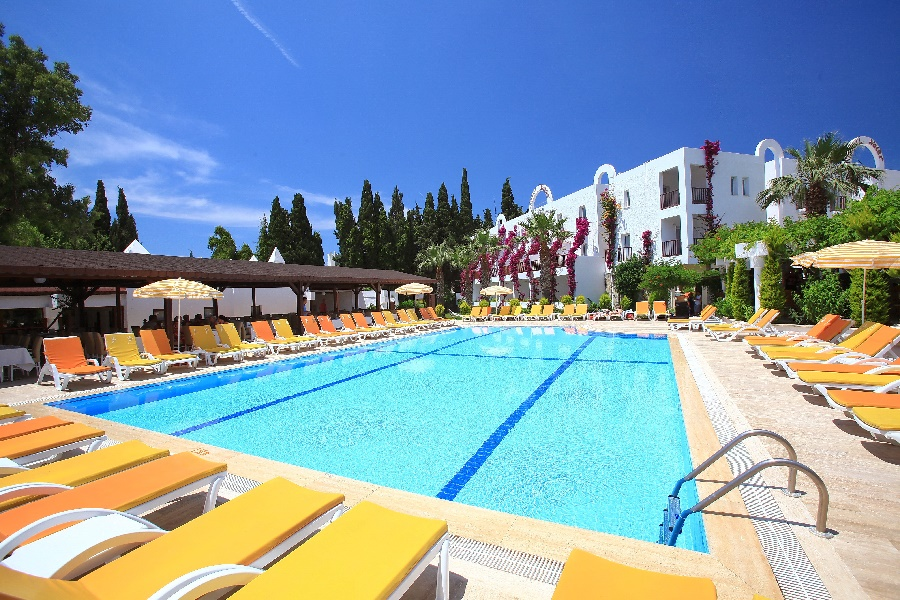 All Inclusive Sun Holidays to Natur Garden Hotel