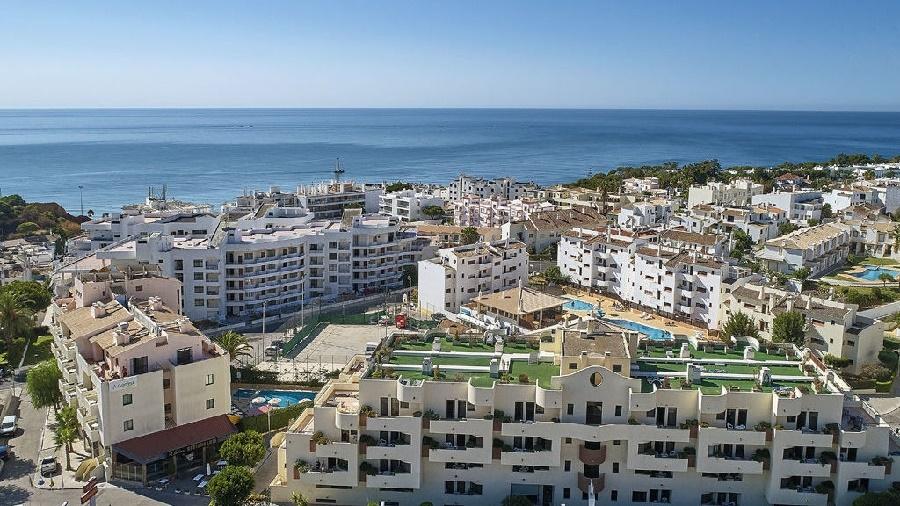Book the Oceanus Aparthotel, Olhos d'Agua - Sunway.ie