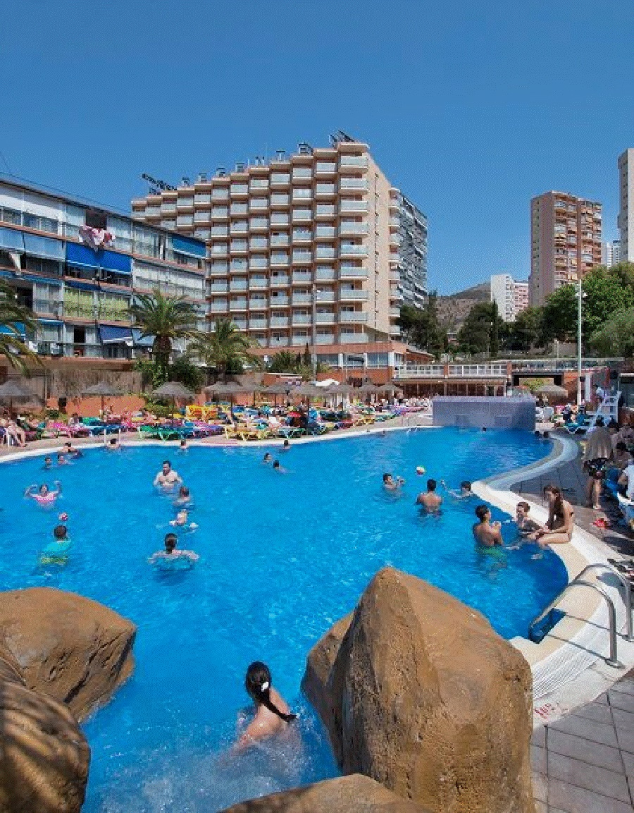 Stay at the Regente Hotel, Benidorm with Sunway