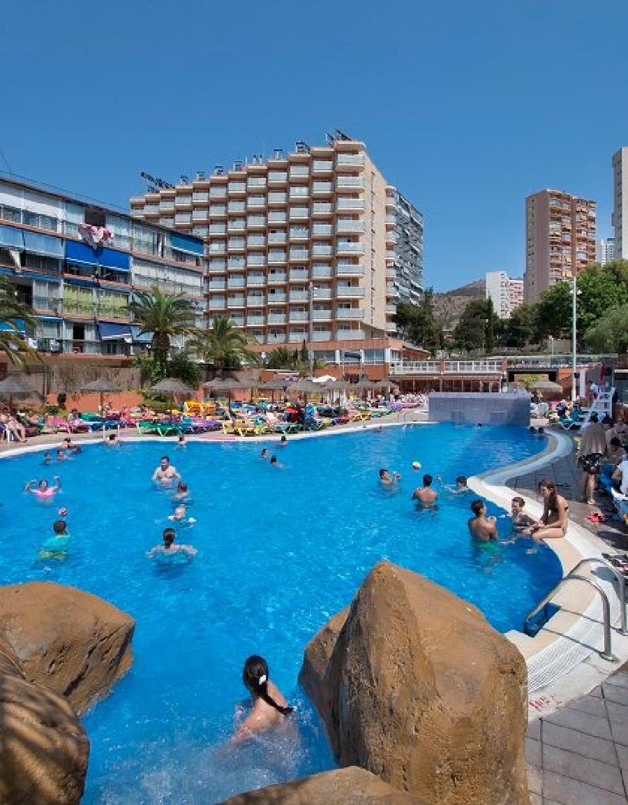 All Inclusive Sun Holidays to Med Playa Regente Hotel