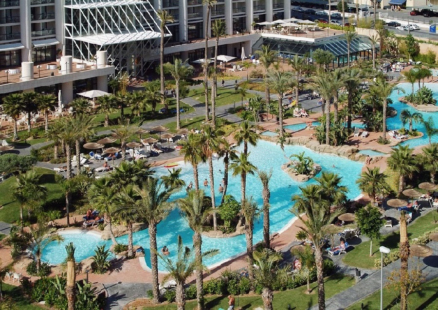 Stay at the Melia Benidorm Hotel, Benidorm with Sunway