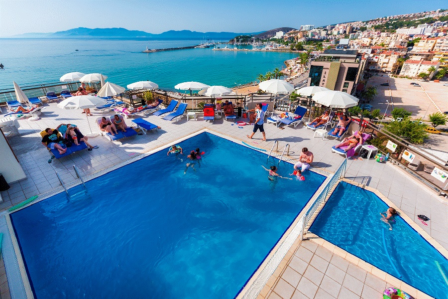 All Inclusive Sun Holidays to Derici Hotel