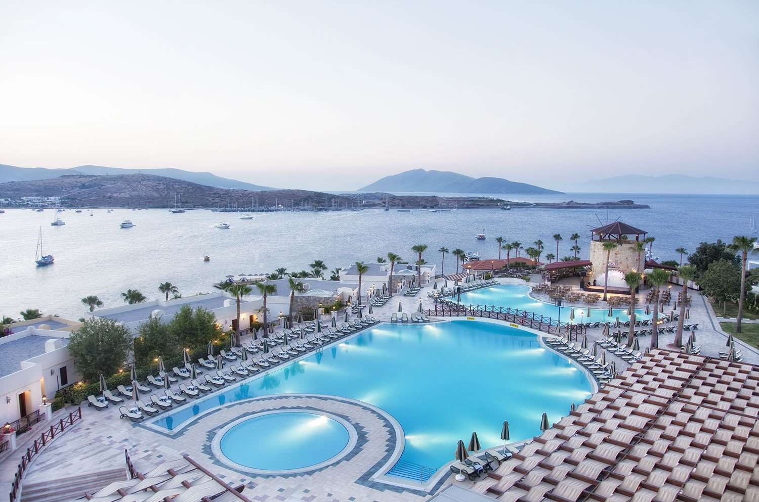 Stay at the Asteria Bodrum, Bodrum with Sunway