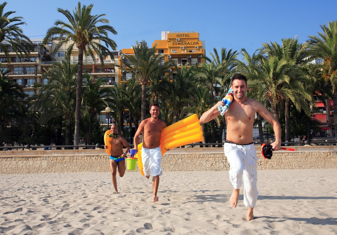 Stay at the Esmeralda Beach, Benidorm with Sunway