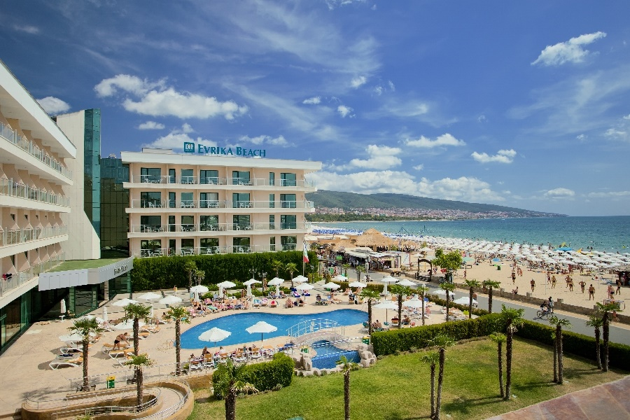 All Inclusive Sun Holidays to DIT Evrika Beach Club Hotel