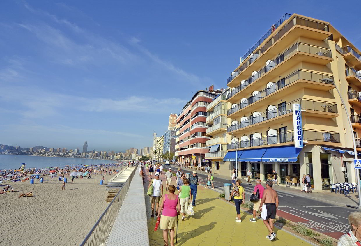 Stay at the Marconi, Benidorm with Sunway