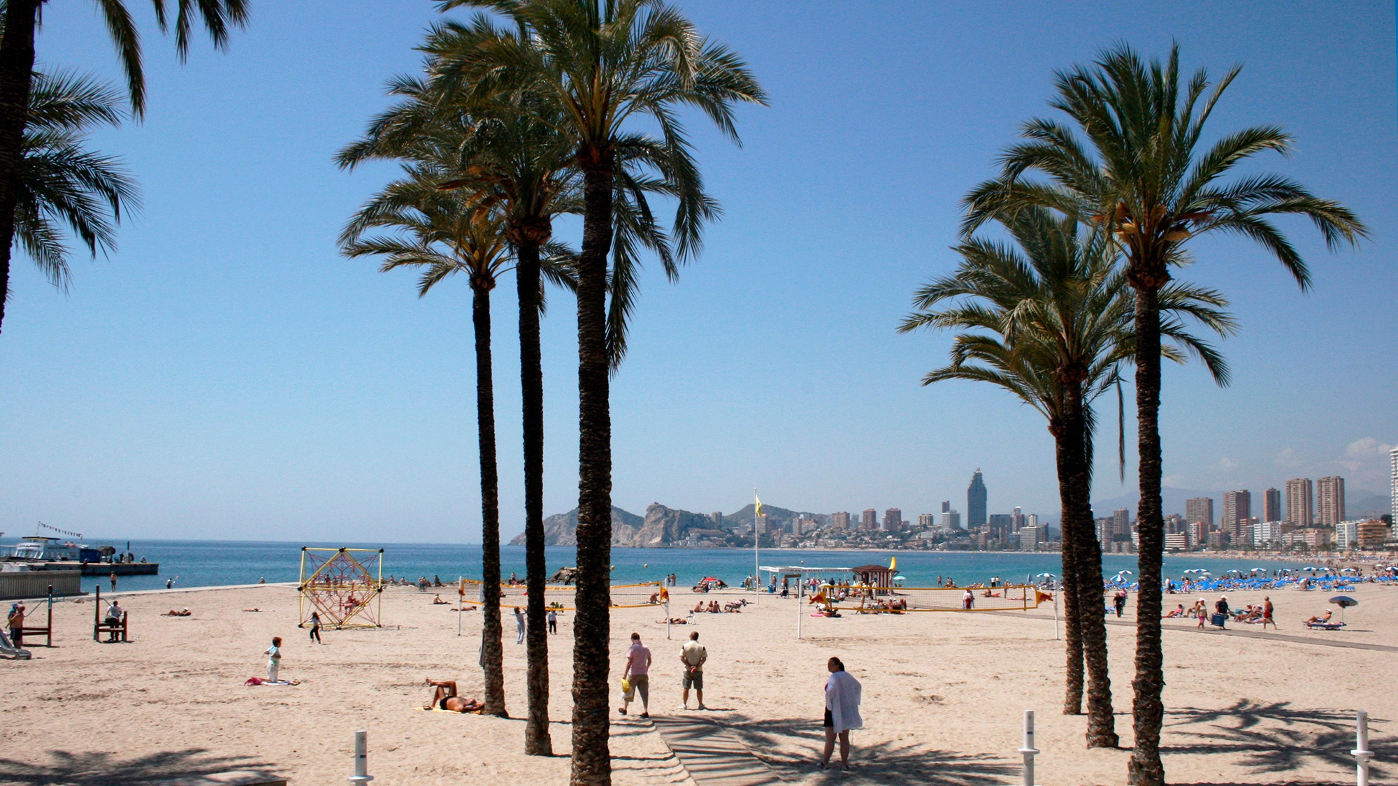 Stay at the Milford S Suite , Benidorm with Sunway