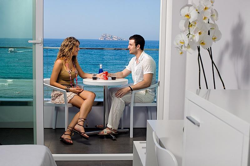 Stay at the Brisa Hotel, Benidorm with Sunway