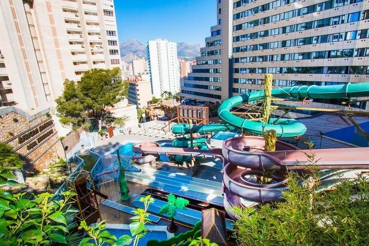 Stay at the Magic Aqua Rock Gardens, Benidorm with Sunway