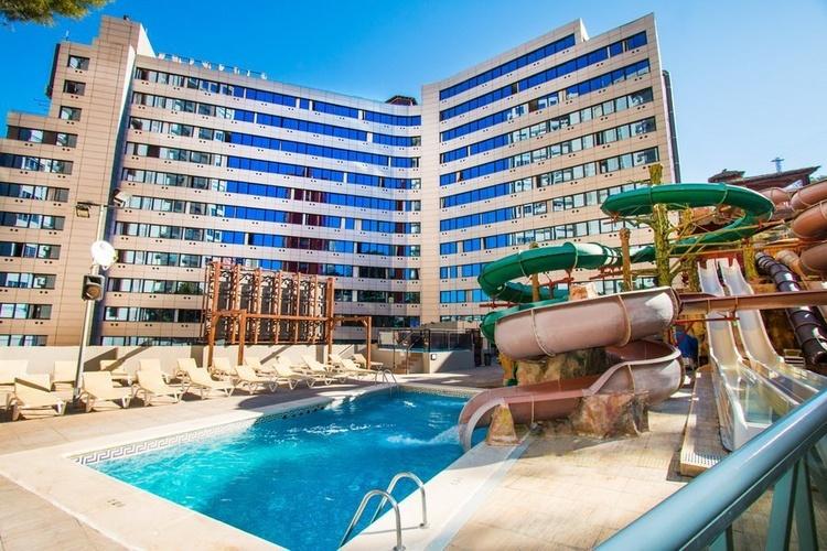 All Inclusive Sun Holidays to Magic Aqua Rock Gardens Hotel