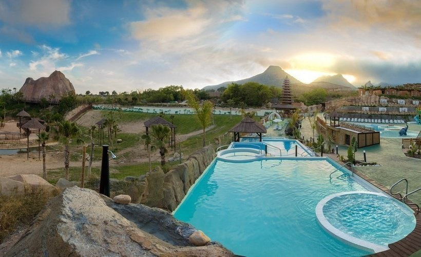 All Inclusive Sun Holidays to Magic Natura Animal Waterpark And Polynesian Lodge
