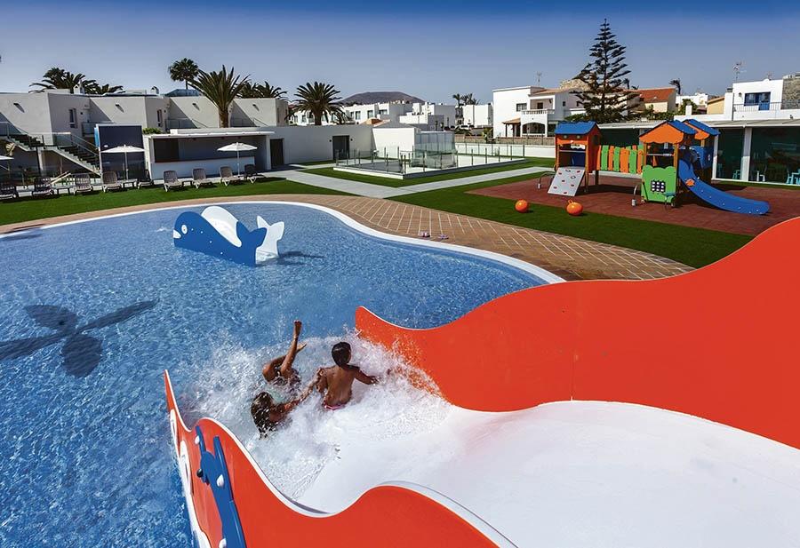 All Inclusive Sun Holidays to Barcelo Corralejo Sands Hotel