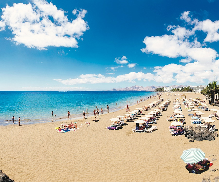 Book your Lanzarote, Canaries Holiday with Sunway