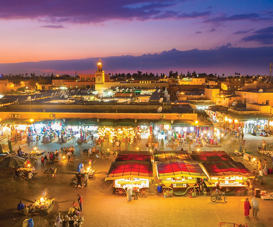 Choose Sunway for your Morocco Holiday